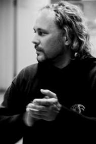 Instruktör Peter Sandström