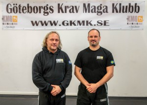 Instruktörer Peter & Per Sandström